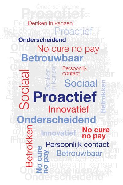 Van Amstel Tag cloud